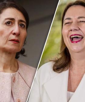 NSW Premier Gladys Berejiklian Slams Queensland's Border Closure