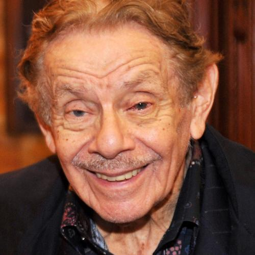 Comedian Jerry Stiller Dies At 92