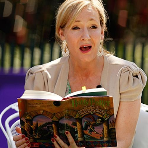 JK Rowling Publishes New Story Online to Fans Delight