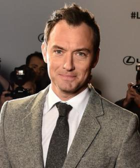 Jude Law Is Expecting His Sixth Child