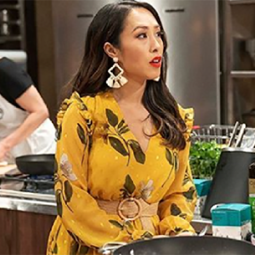 Melissa Leong's Sudden Absence From The First MasterChef Episode With Social Distancing Has Been Revealed