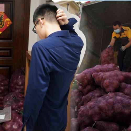 Heartbroken Woman Sends Ex-Boyfriend A Truckload Of Onions As Revenge
