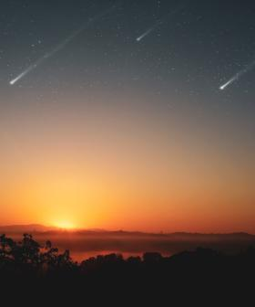 There Will Be Shooting Stars Visible All Over Australia Tonight