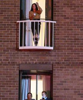 Quarantine Guests At Sydney Hotel Treated To Dinner And A Show