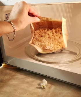 We've Been Heating Up Microwave Popcorn Wrong This Whole Time