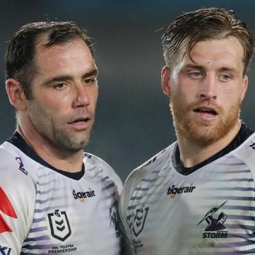 Melbourne Storm To Relocate Due To COVID-19 Outbreak