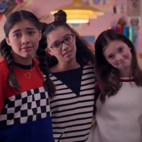 WATCH: The Trailer For The Baby-Sitters Club Reboot Is Here!