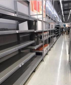 Yep, Kmart Is Totally Aware Of Its 'Rows And Rows' Of Empty Shelves