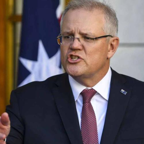 Scott Morrison Wants All Australian State & Territory Borders Open By Christmas