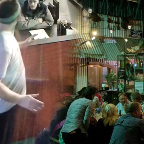 Aussie Restaurant Slams Customer Who Flouted Social Distancing Measures, Uploads Footage To Social Media.