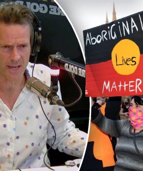 Brendan 'Jonesy' Jones Brought To Tears Discussing The Plight Of Australia's Indigenous People