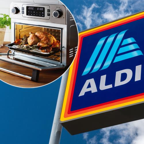 A 23L Air Fryer Oven Is Hitting ALDI Stores This Week