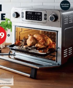 Shoppers Flock To Aldi Stores To Get Their Hands On Cheap Air Fryer Ovens