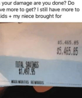 Mum Manages To Spend Over $5000 At Big W's Toy Mania Sale