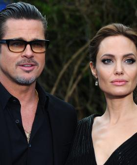 Angelina Jolie Opens Up About Why She Decided To Divorce Brad Pitt