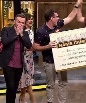 "Channel 10 Reportedly Has ""No Plans"" To Bring Back 'Celebrity Name Game'"