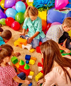 Government Ditches Free Child Care From July