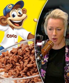 Jonesy & Amanda Refute Claims That Coco Pops Is 'Racist' For Its Monkey Mascot