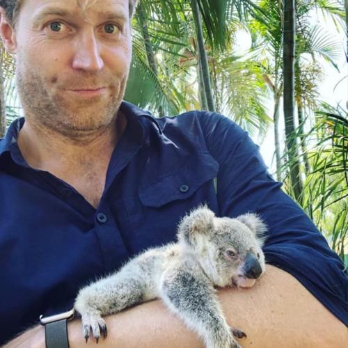 Dr. Chris Brown Will Be Hosting A Virtual School Excursion To The Port Macquarie Koala Hospital
