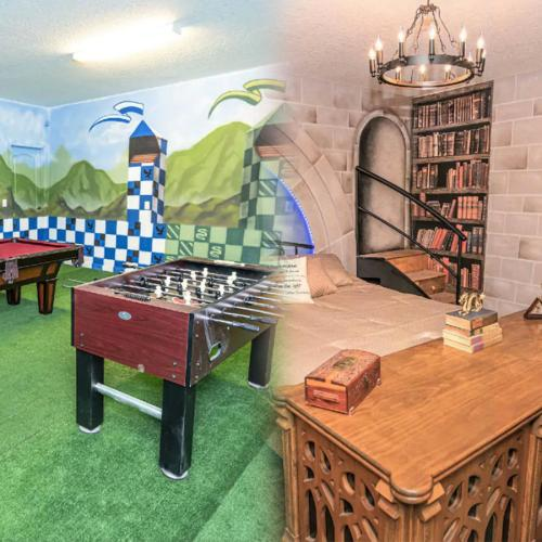 This Magical Airbnb Has Every Single Room Dedicated To The Wizarding World Of Harry Potter