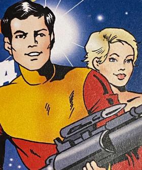 Remember When Jonesy & Amanda Had Their Own Comic Book Series?