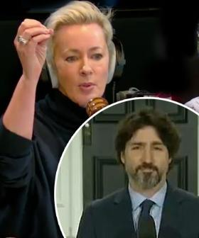 Jonesy & Amanda Unpack Justin Trudeau's 20 Seconds Of Silence