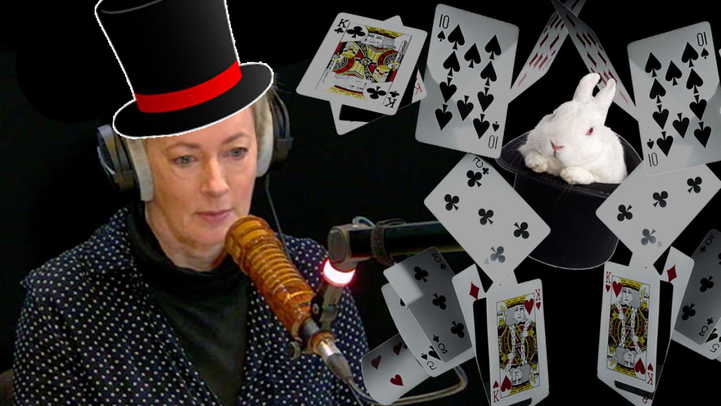 Magic Tricks With Amanda Keller