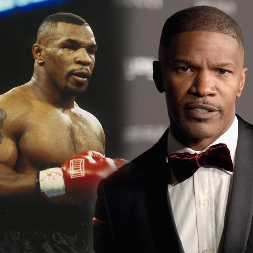 Jamie Foxx Is Set To Play Mike Tyson In A New Biopic About The Pro Boxer