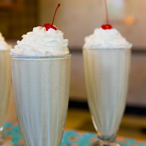 Disney's Peanut Butter & Jelly Milkshake Recipe Is Here & It Looks Delicious!