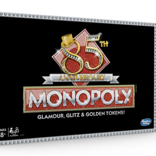 Monopoly Has Released A Glitzy Limited Edition Version For Their 85th Anniversary