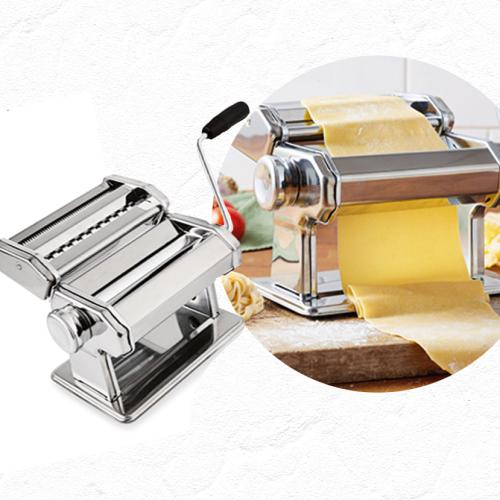 Put Those Isolation Skills Into Use Because ALDI Is Selling A Pasta Machine For $20!