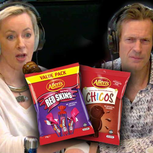 Jonesy & Amanda Weigh In On Nestle's Decision To Rename 'Red Skins' And 'Chicos'