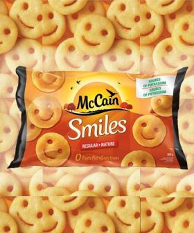 Remember McCain's Potato Smiles? They Are Back With A Brand New Name!