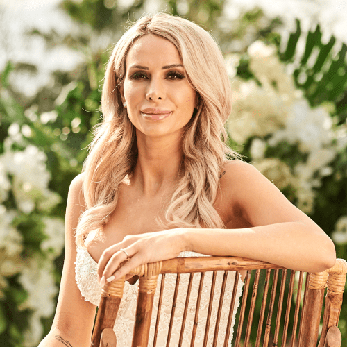 MAFS Stacey Hampton Urges Fans Not To Apply For 'Married At First Sight'
