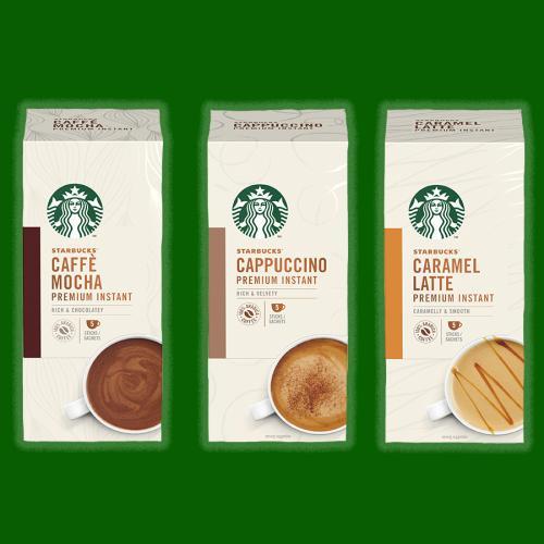 You Can Now Make Starbucks Caramel Lattes And Mochas From Home
