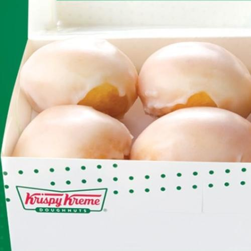 You Can Now Buy Krispy Kreme Glazed Bites