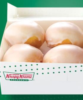 You Can Now Buy Krispy Kreme Glazed Bites