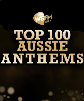 WSFM's Top 100 Aussie Anthems Of All Time