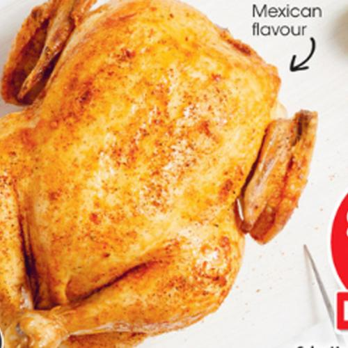 Coles Is Now Selling $12 'Mexican-Inspired' Roast Chickens And They Sound Delicious!