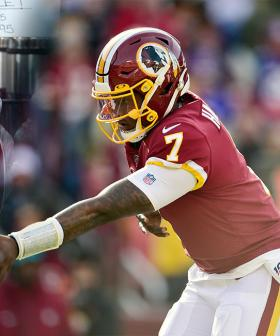 NFL Team Washington Redskins To Change Name And Logo Following Accusations Of Racism