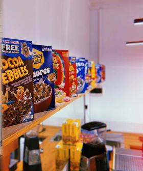 A Cereal Cafe Has Opened Up In Adelaide And Yes, You Read That Right