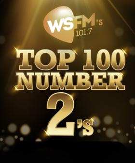 WSFM's Top 100 Number 2's Of All Time