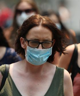 Mandatory Masks Are SCRAPPED In NSW
