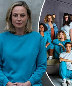 "The One 'Wentworth' Star That Had Marta Dusseldorp ""Fangirling"" On Set"