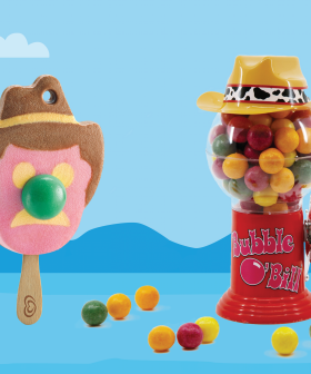 You Can Win A Bag FULL Of Bubble O'Bill's Iconic Bubble Gum Nose