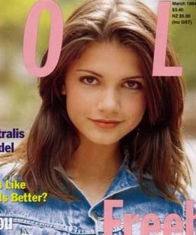Remember Dolly Magazine's Model Search? One Of Our Listeners Won It Back In The 90s!