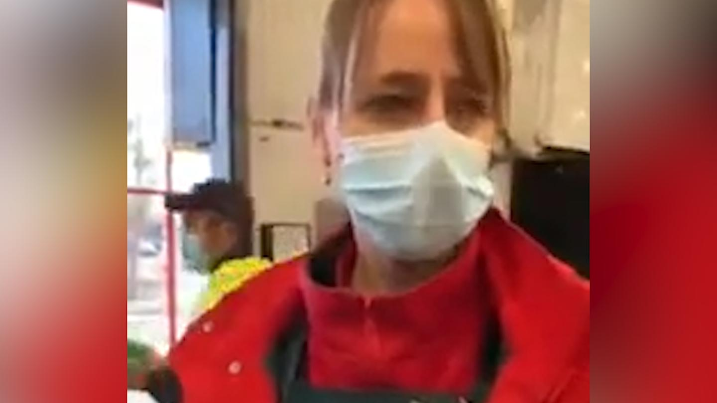 Woman Fights With Bunnings Staff And Police After Refusing To Wear A Mask