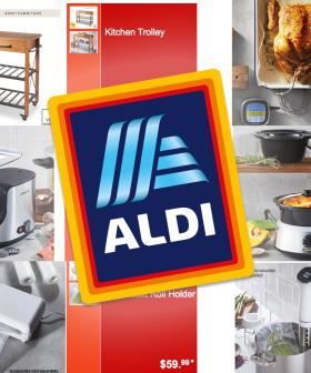 It's Time To Spruce Up Your Kitchen Because ALDI's Special Buys Are Kitchen Gadgets