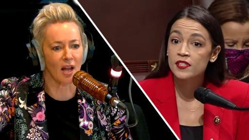Amanda Keller Praises Alexandria Ocasio-Cortez's Powerful Speech