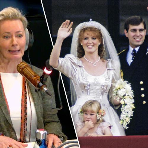 Amanda Keller Went To Prince Andrew and Sarah Ferguson's Wedding